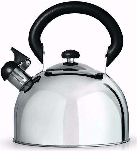 kettle stove whistling steel stainless electric aga induction hob whistle ole cafe grunwerg 3l litre rayburn supersavings kitchen k250