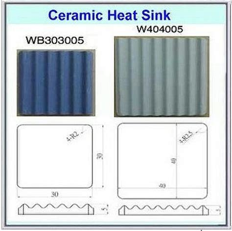 ceramic heat sink wikipedia taiwan micro porous ceramic heat sink thermal compounds