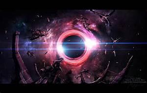 Black Hole by ArtistMEF on DeviantArt