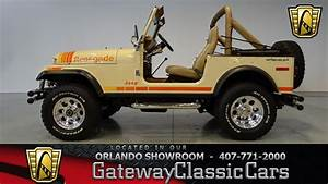 1979 Jeep Cj-7 Gateway Classic Cars Orlando  439