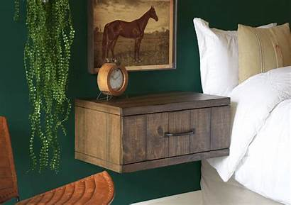 Farmhouse Floating Spice Drawers Modern Wall Industrial