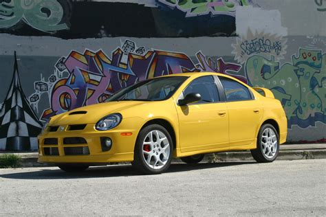 Are Dodge Neons Cars by 2003 Dodge Neon Srt4 Top Speed