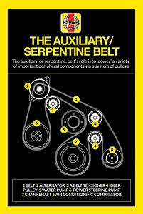 Understanding Your Car U2019s Auxiliary Drivebelt