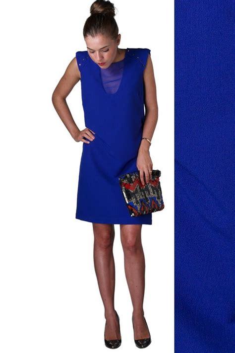 robe pour mariage bleu