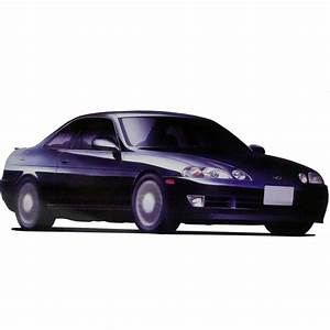 Lexus Sc 300  Sc 400   Repair Manual