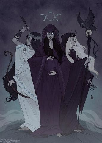 maiden mother  crone  meaning  triple goddess