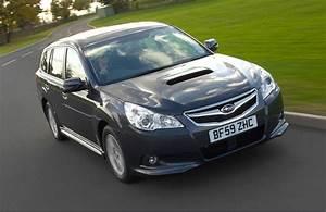 Subaru Legacy Tourer (2009 2013) Driving & Performance