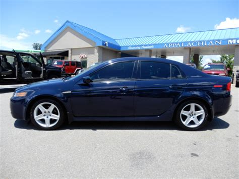 2006 Acura For Sale by 2006 Acura Tl Base For Sale In Asheville