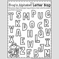 Letter A Kindergarten Worksheets Picture Worksheet Mogenk Paper Works