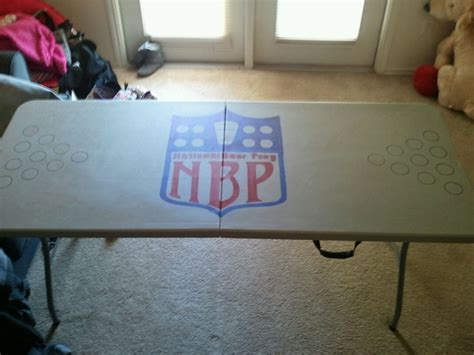how to make a beer pong table beer pong table designs homemade www pixshark com