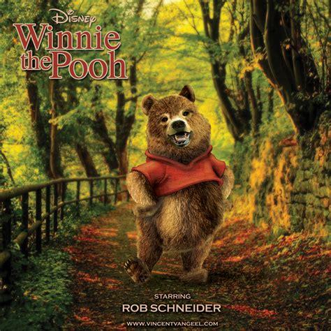 winnie the pooh live winnie the pooh live action vincent van geel homepage