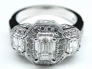 Affordable vintage jewelry nyc style guru fashion for Vintage wedding ring settings