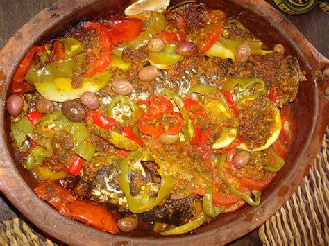 poisson cuisine marocaine cuisine marocaine poissons