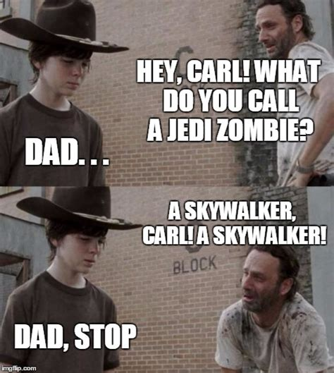Carl And Rick Meme - rick and carl memes imgflip