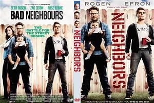 Neighbors DVD Cover (2014) Custom DVD Cover