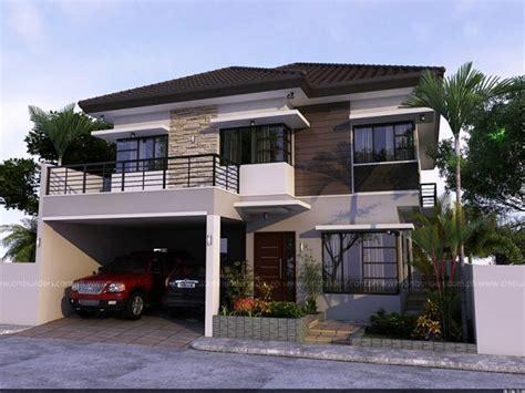 Modern Zen  House Design  Cm Builders