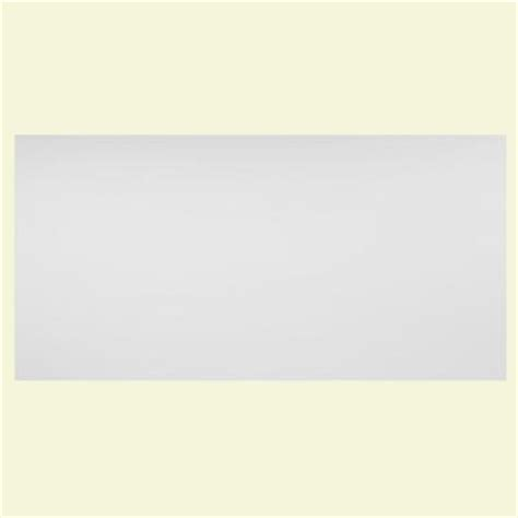 genesis 2 ft x 4 ft smooth pro lay in ceiling tile 745