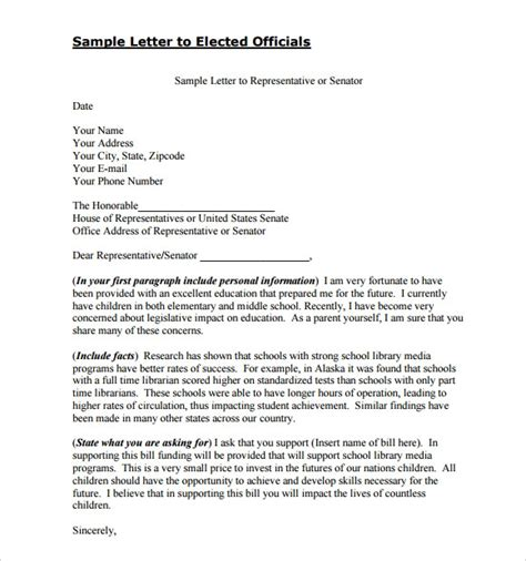 official letter templates  sample templates