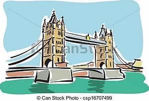 London Bridge Dessin : tower pont londres tourdu pont londres illustration vecteurs eps rechercher des clip ~ Dode.kayakingforconservation.com Idées de Décoration