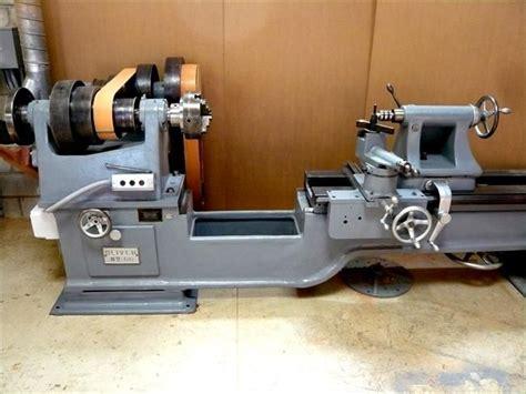 photo index oliver machinery   ac gap bed lathe