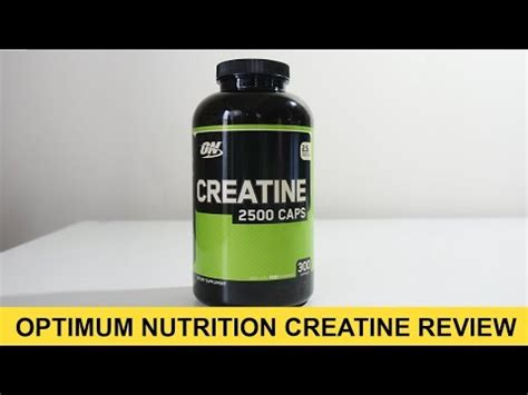 Optimum Nutrition Review | Health Products Reviews