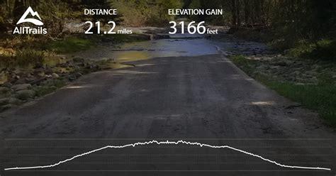 springs olympic washington trail map alltrails