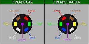 6 Way Trailer Connector Wiring Diagram