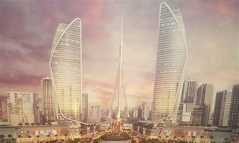 Images of Next Tallest Tower Dubai's