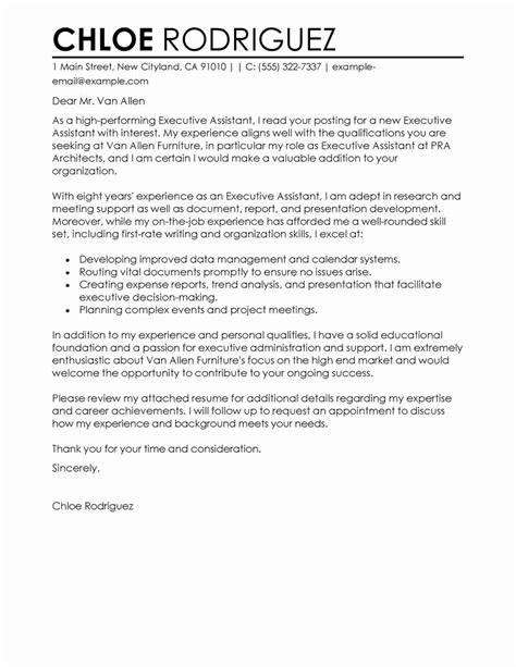 Cover Letter For Administrative Assistant With No Experience by 96 Personal Assistant Cover Letter No Experience
