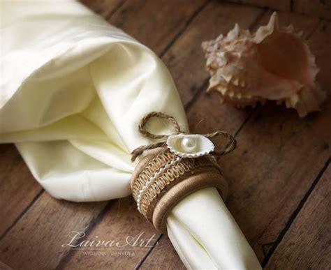 17 best ideas about wedding napkin rings on pinterest