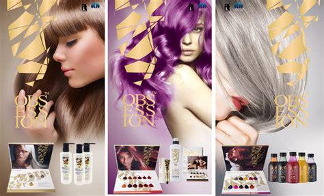 Obssesion Hair Manicure /organic Temporary Non Allergic