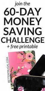 Money Saving Challenge: How to Save $1,000 in 60 Days