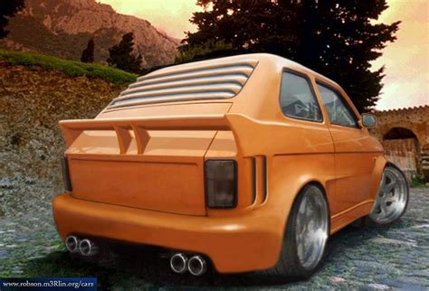 tuning fiat p cars pictures wallpapers
