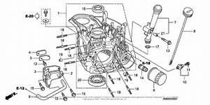 Honda Engines Gxv530u Eea1 Engine  Jpn  Vin  Gjaek
