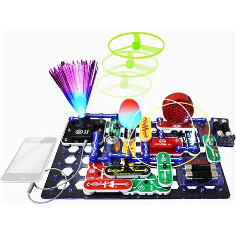 Snap Circuits Light by Snap Circuits Light Electronic Science Kit Educational