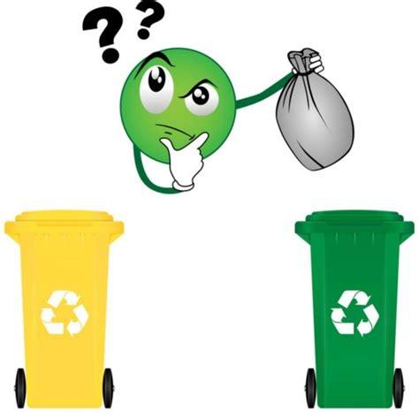 poubelle cuisine verte tri des déchets rappel de certaines règles élémentaires la adresse