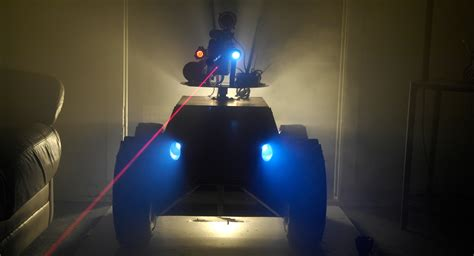 police   force    worsewith robots