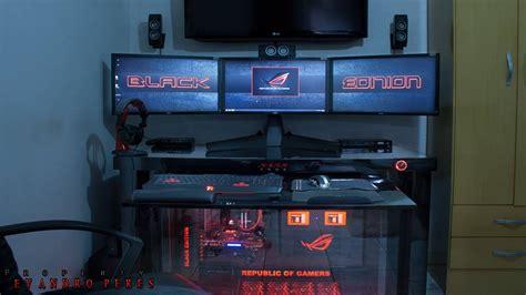 bureau de gamer mod un bureau de chef modding fr