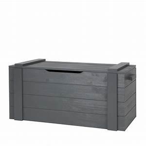 Coffre Rangement Bois : coffre jouets bois denis par ~ Teatrodelosmanantiales.com Idées de Décoration