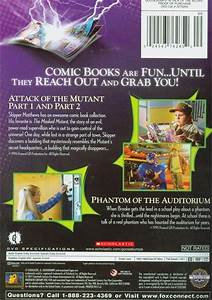 Goosebumps  Attack Of The Mutant  Dvd 2011