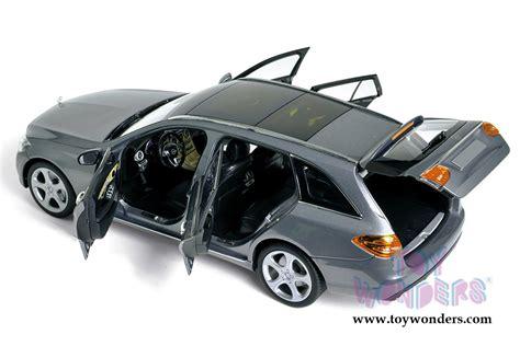 Kids love crashing toy cars. 2014 Mercedes-Benz C-Class Estate Hard Top 183475 1/18 scale Norev wholesale diecast model car