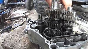 How A Honda Xl Transmission Works