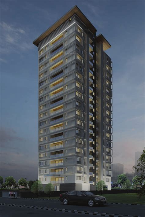 Prestige Spencer Heights in Frazer Town, Bangalore   Price