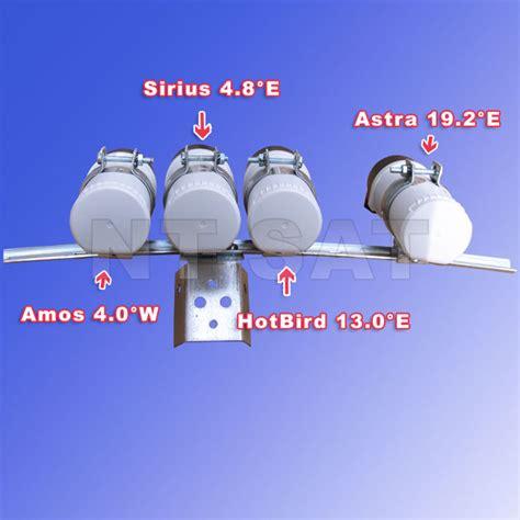 sat antenne einstellen maximum t 85 multifocus antenne mit voreingestellten multifeed