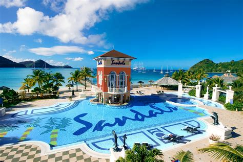 sandals resorts  inclusive adult vacations lisa