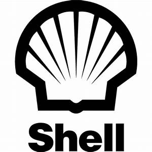Shell Oil Logo Decal Sticker - SHELL-OIL-LOGO