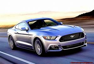 Silver Ford Mustang Classic Hd Picture | Full HD Wallpapers