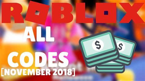 adopt   codes november  youtube