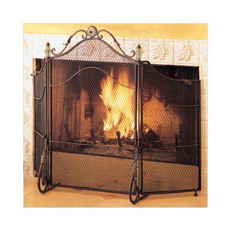 walmart fireplace screen palecek corinthis fireplace screen walmart