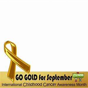 Gold To Go : go gold for childhood cancer support campaign on twitter twibbon ~ Orissabook.com Haus und Dekorationen